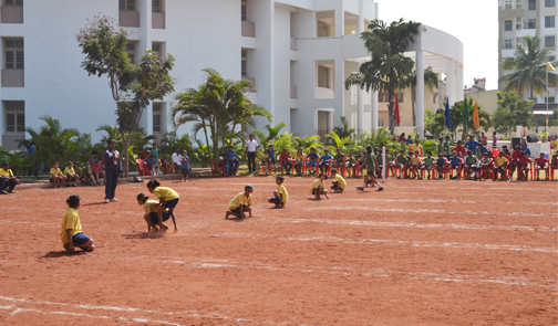KLE Inter School Athletic Meet