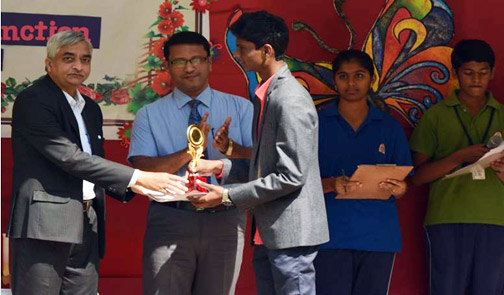 Best Student Award for Year 2015-16