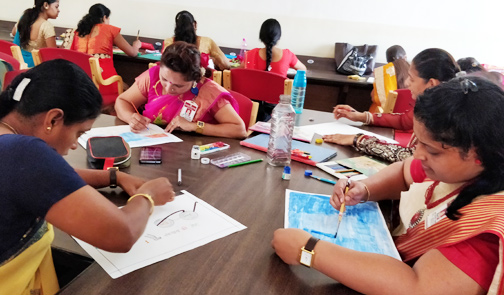 Drawing Competition For Teachers