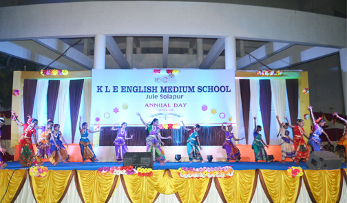 Annual Day Dance Perfomance