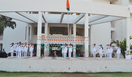 Republic Day Dance Performance