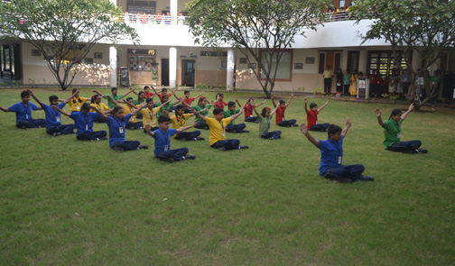 Fitness Drill in Assembly